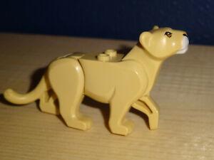 LEGO Mountain Lion Minifigure Animal Tiger City From Set 60174