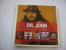 DR. JOHN - ORIGINAL ALBUM SERIES - 5CD NEW SEALED 2009