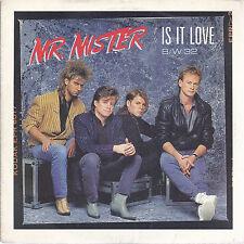 IS IT LOVE - 32 # MR. MISTER
