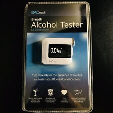 New BACtrack Breath Alcohol Tester C8 Breathalyzer With Bluetooth Connectivity