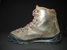 Vasque Vintage Gore-Tex Brown Leather Hiking Trail Shoes Men's 9N