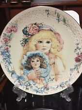 Hamilton Collection Cathy Dear to My Heart Plate Collection #0956a