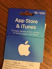 $200 Apple Mac App Store iTunes iBooks gift card Free Fast Shipping!