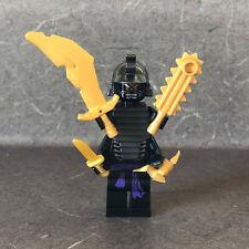 Lego Ninjago LORD GARMADON MINIFIGURE #9450 Epic Dragon Battle Gold Weapons