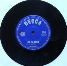 "THE ANIMALS Cheating / Don't Bring Me Down 7"" Single Australian Import Decca"