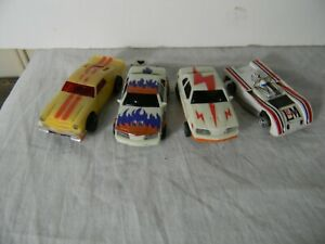 1970'S AFX AURORA HO SCALE SLOT CAR LOT