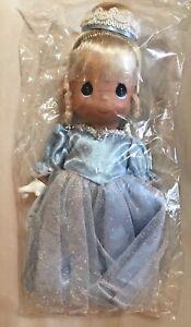 "Precious Moments vinyl CINDERELLA doll 9"""