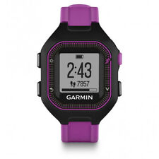 Garmin Forerunner 25 GPS Watch Daily Activity Fitness Tracker - Purple - Small