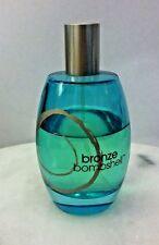 BATH & BODY WORKS BRONZE BOMBSHELL EAU DE TOILETTE 3.4 OZ. 100 ML. TRUE BLUE BB