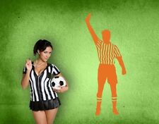 Soccer Referee - highest quality wall decal stickers