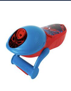 Little Kids Marvel Spider-Man Bubble Slinger Toys Summer
