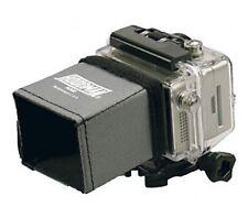 Hoodman H-200 LCD Gegenlichtblende für Gopro & Alle 5.1cm Camcorder