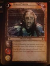 Lord of the Rings CCG Mines of Moria 2C62 Goblin Pursuer FOIL TCG LOTR