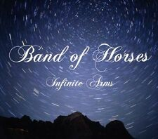 Infinite Arms - Band Of Horses (2010, CD NUEVO)