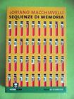 MACCHIAVELLI.SEQUENZE DI MEMORIA.EDIZIONI AMBIENTE-NOIR DI ECOMAFIA.2008