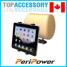 PeriPower X Shaped Headrest Mount for Apple iPad 1 / 2, Samsung Galaxy Tab ..etc