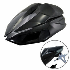 Motorcycle Rear Passenger Seat Cover Cowl Case For Kawasaki Z800 2013-2014 Black