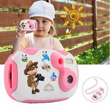 Amkov Children Digital Camera HD Camcorder As Gifts for Boys & Girls Christmas