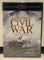 The Ultimate Civil War Series (DVD, 2012, 2-Disc Set) BRAND NEW! FREE SHIPPING!!