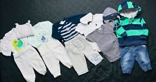 BabyKleidung PaketGr.62/68 junge Bekleidung Marken H&M,Disney,Fetje,Schiesser,