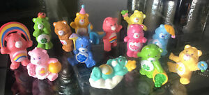 A.G.C VIntage And Rare Collectable Care Bear Collection X 13