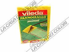 VILEDA PANNOGIALLO PAVIMENTI - 1 CONF DA 2 PANNI