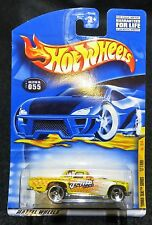 2001  Hot Wheels  '57 T-Bird  Turbo Taxi Series  Card #055   HW-22