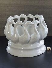 Schale Keramik Gänsereigen Powolny Ära Style ceramik goose step bowl