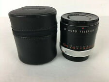 Kenko Cf Auto Teleplus 3x Teleconverter for Canon Fd From Japan Photography Rare