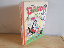 THE DANDY MONSTER COMIC 1952