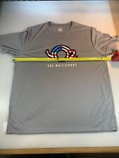 Hanes Cool Dri Vo2 Multisport Triathlon Tech T Shirt 2Xl Xxl (6560-2)