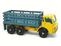 Matchbox Lesney No.4d Dodge Stake Truck (RARE BLUE STAKES)