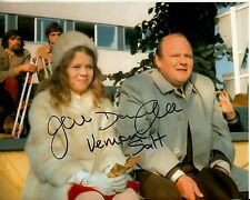 JULIE DAWN COLE hand-signed WILLY WONKA 8x10 uacc rd coa GOLDEN TICKET & FATHER