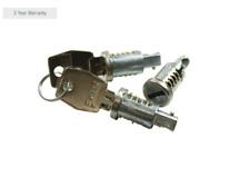 LAND ROVER DEFENDER LOCK SET FOR DEFENDER 90 110 - 3 LOCK BARRELS 2 KEYS