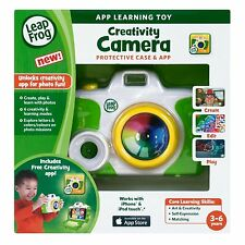 LeapFrog Camera for iPhone & iPod Creativity App Protective Case NEW Leap Frog