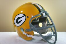 GREEN BAY PACKERS Custom Game Style RK Vintage Football Helmet Jerry KRAMER #64