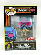 Funko Pop Marvel Avengers Ant-Man #910 Black Light Target Exclusive