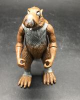TMNT Vintage 1988 Splinter Figure Teenage Mutant Ninja Turtles Soft Head