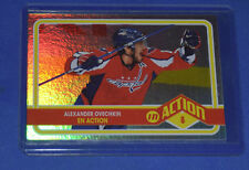 2009-10 O-Pee-Chee In Action #ACT3 Alexander Ovechkin SP