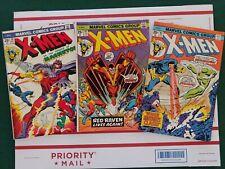 X-Men #91 #92 #93 Nice!
