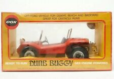Cox .049 gas powered Dune Buggy tether car