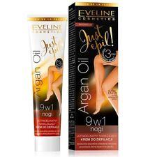 Eveline Just Epil 9-in-1 Ultra Gentle Moisturizing Cream Legs Hair Removal 125ml