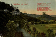 1944 Stempel Bad Kösen auf Feldpostkarte 2.Weltkireg an Feldpostnummer 37577