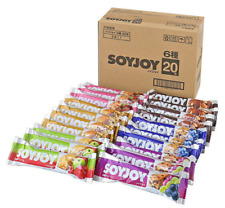 Otsuka SOYJOY 6 items 20 pieces set Soy Bar Japan