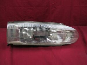 NOS OEM Isuzu Stylus Headlamp Light 1991 - 1993 Right Hand