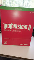 WOLFENSTEIN II THE NEW COLOSSUS STATUE (NO GAME) BOXED