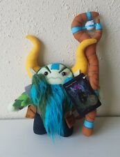 "Valve Steam Nature's Prophet Plush Dota 2 12"" Inch With In-game Treant Code TI8"