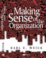 KeyWorks in Cultural Studies: Making Sense of the Organization 5 by Karl E....