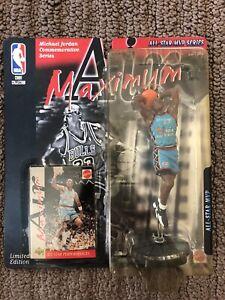 1999 Mattel Maximum Air Michael Jordan 1988 All Star MVP Commemorative Series