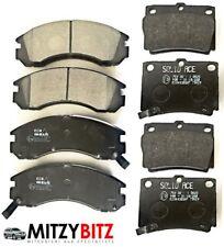 MINTEX REAR BRAKE PADS MDB1965 FOR MITSUBISHI CHALLENGER 2.5 TD 99-2000